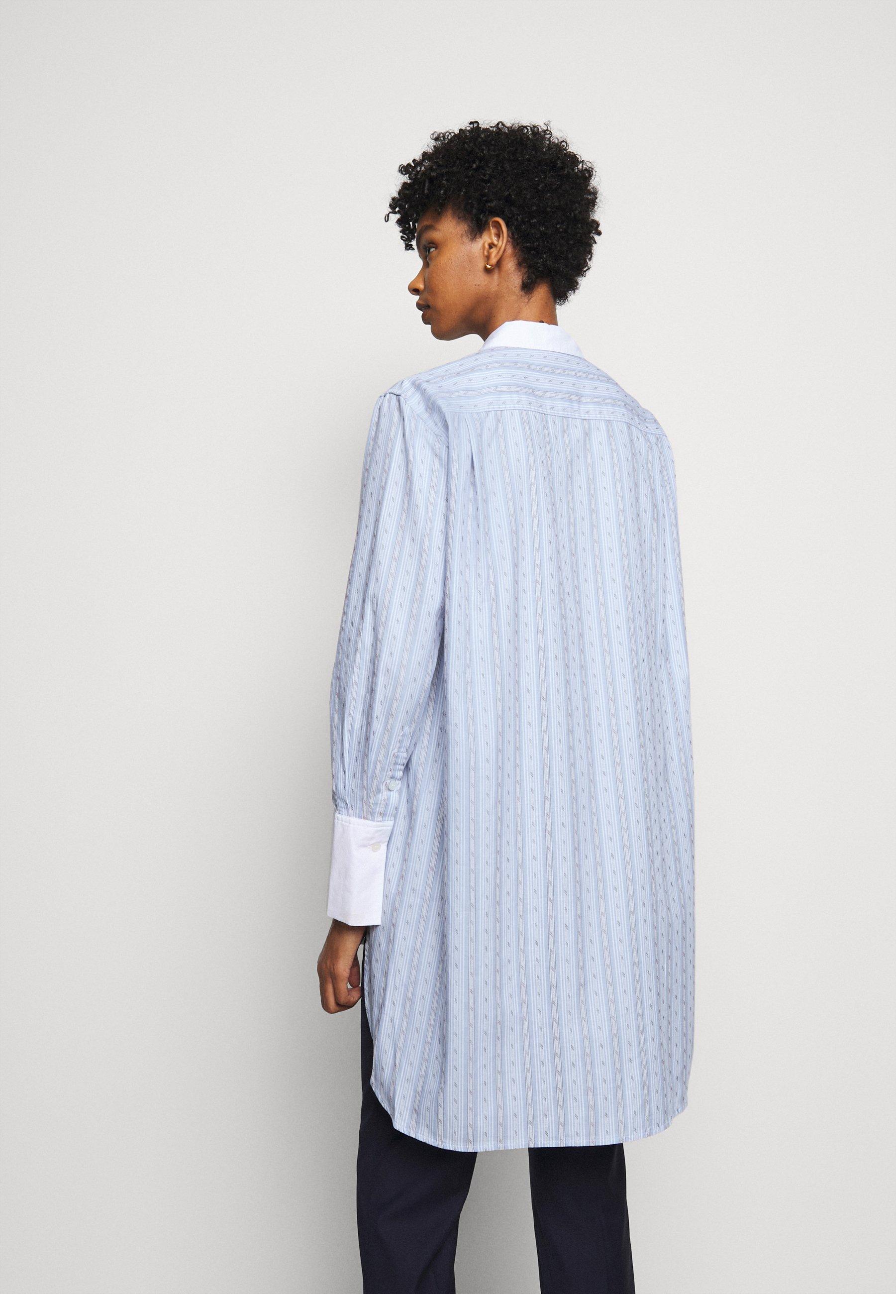By Malene Birger EAUBONNE Skjorte chambray blue Zalando.no