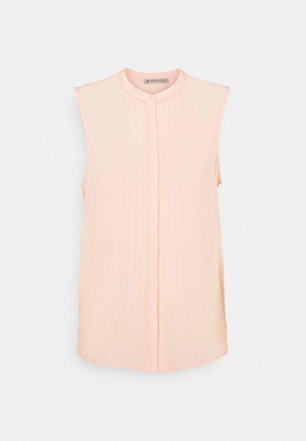 Anna Field Top - pink/rÓżowy AXRD