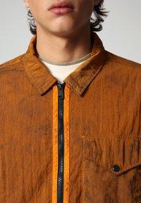 Napapijri - A-PEARL - Summer jacket - marmalade orange - 4