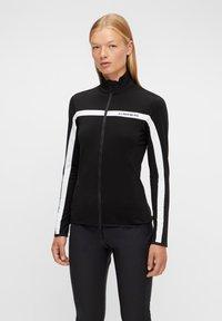 J.LINDEBERG - JANICE  - Training jacket - black - 0