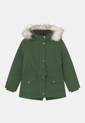 COAT - Winter coat - green