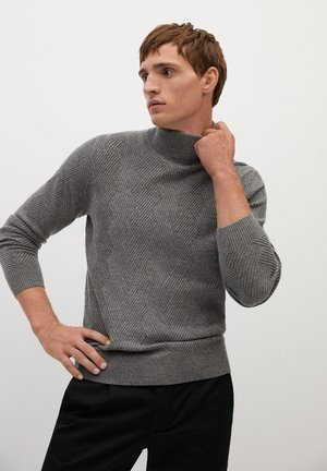 CHEVIOT - Pullover - grey