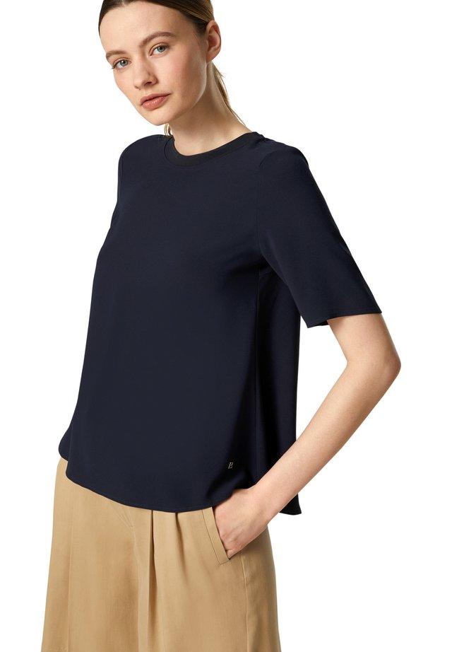 KARLY - Jednoduché triko - navy-blau