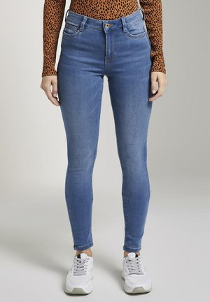 Jeans Skinny Fit - used mid stone blue