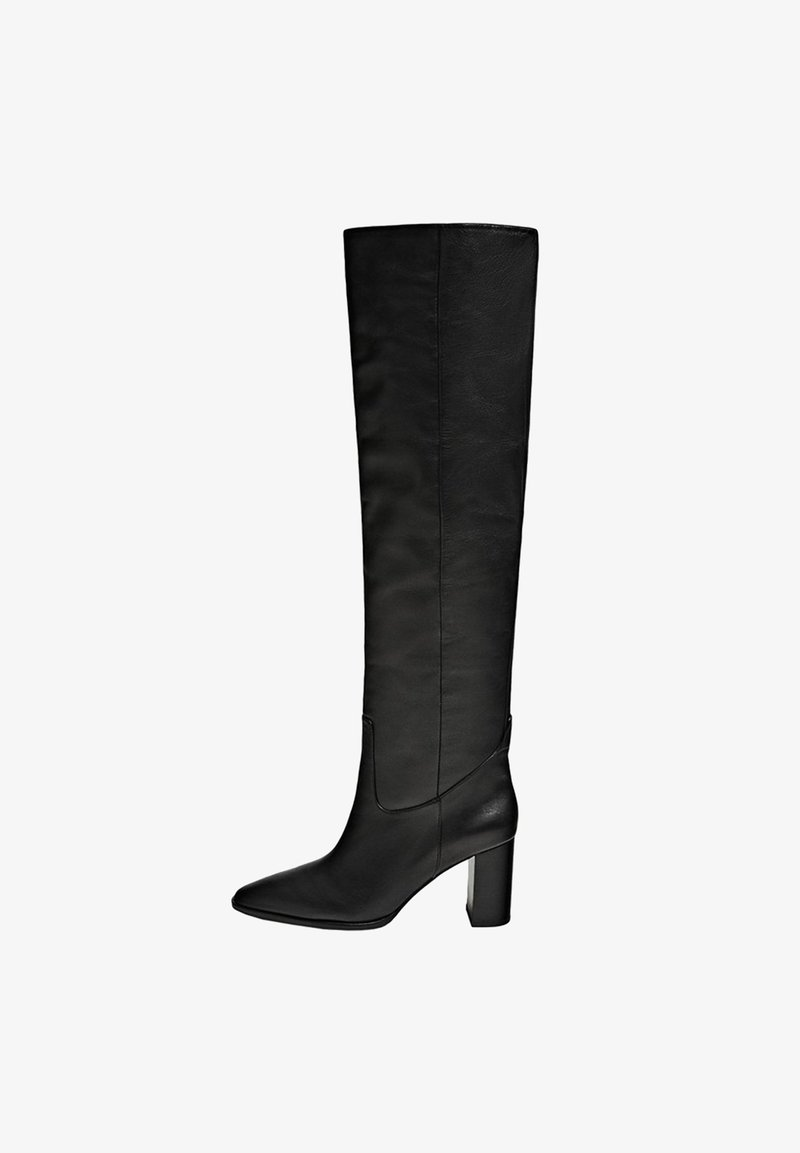 Massimo Dutti - Boots - black