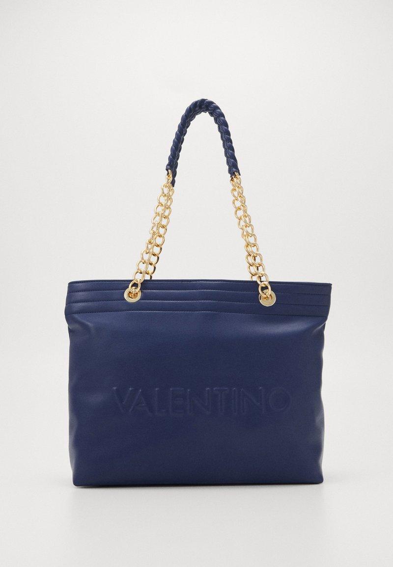 Valentino Bags - JEDI - Shoppingveske - navy