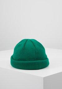 Obey Clothing - ROLLUP BEANIE - Gorro - green lake - 2