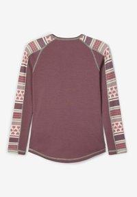 Name it - MERINOWOLL - Long sleeved top - flint - 1
