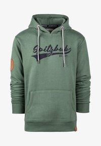 Spitzbub - JOHANNES-GUSTAV - Hoodie - green - 0