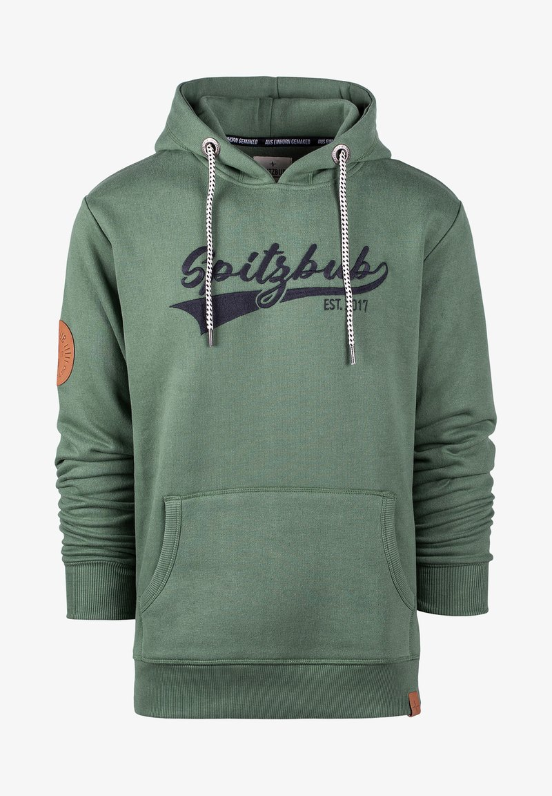 Spitzbub - JOHANNES-GUSTAV - Hoodie - green