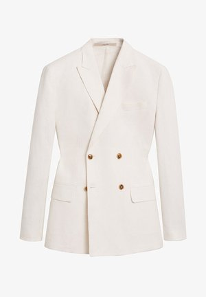 BRIEN-I - Blazer jacket - weiß