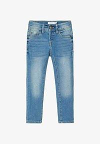 Name it - Straight leg jeans - light blue denim - 1