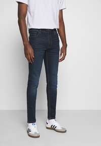 Denim Project - Jeans slim fit - dark blue - 0