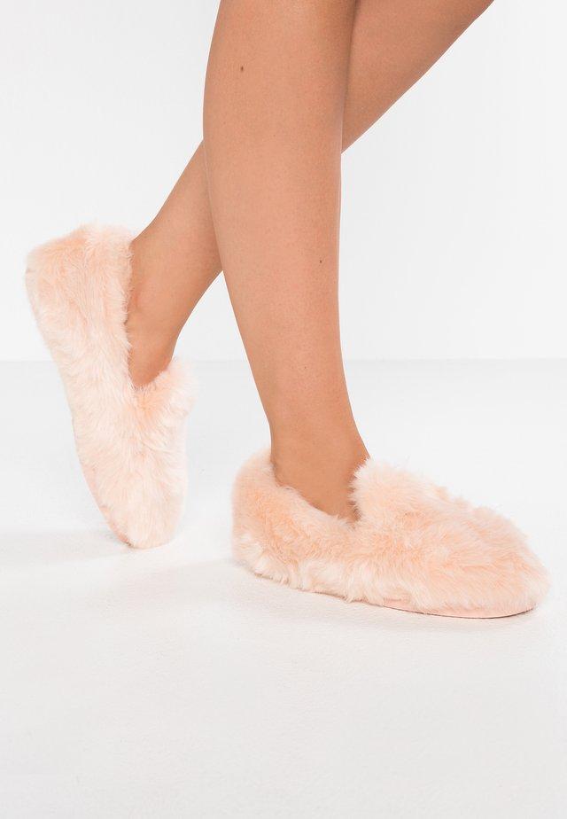 Pantuflas - rosa