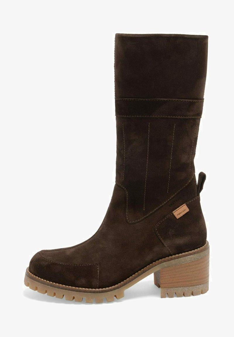 Greyder Lab - KATE - Boots - dark brown