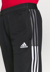 adidas Performance - TIRO  - Pantalones deportivos - black - 4