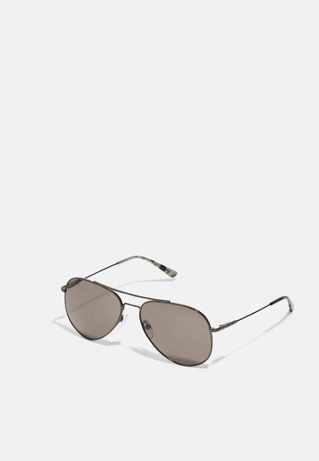 UNISEX - Sunglasses - gunmetal/smoke