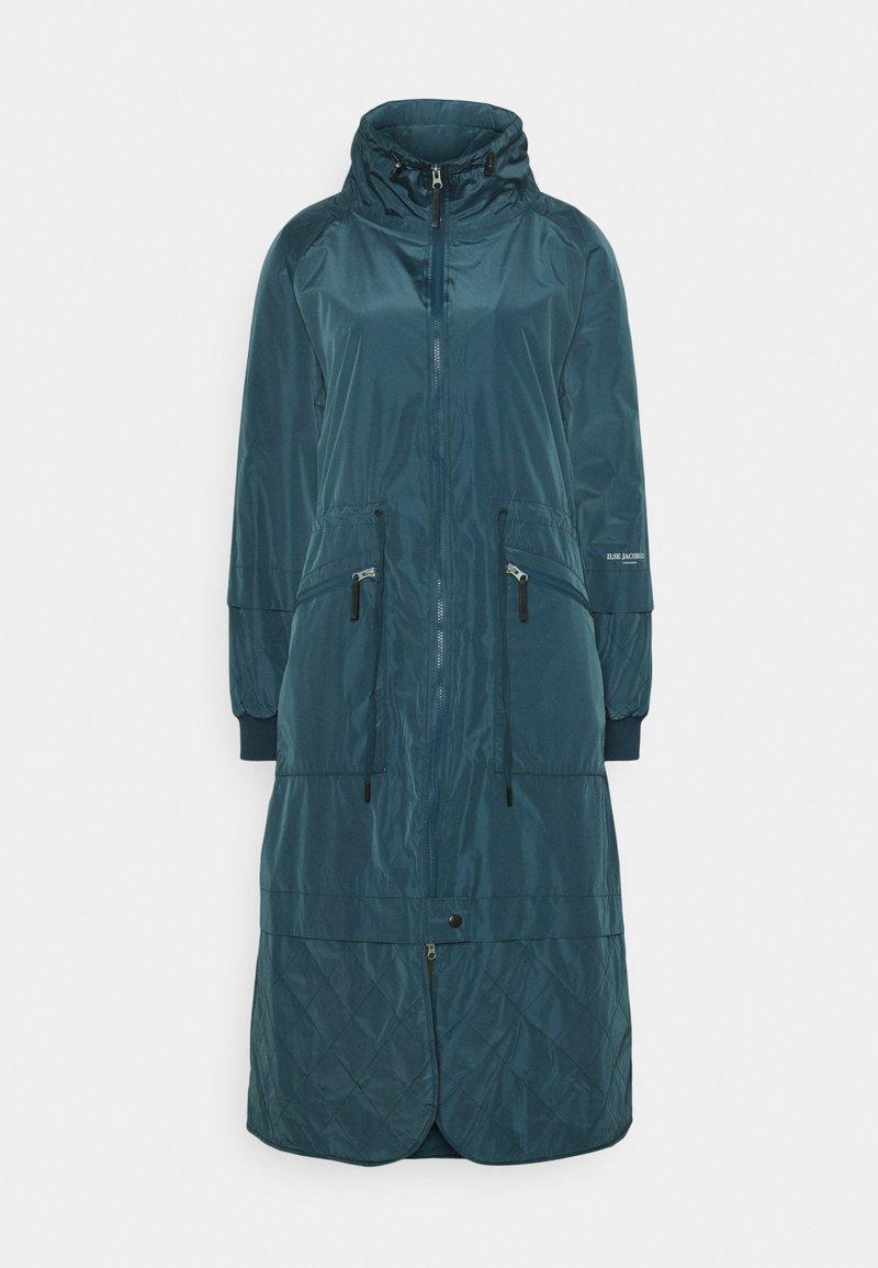 Ilse Jacobsen - RAINCOAT - Klasický kabát - orion blue