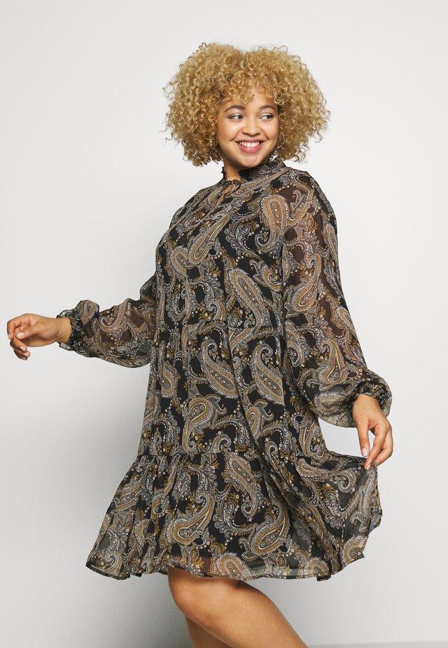 GEORGINA DRESS - Kjole - black