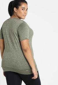 Venice Beach - SUI  SHIRT - T-shirt imprimé - deep lichen - 2
