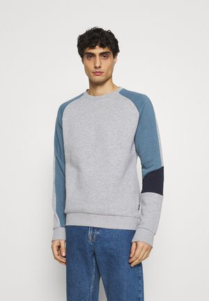 LONGMAN - Sweatshirt - light grey mix