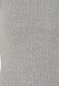 Gina Tricot - TARA TANK - Top - grey melange - 6