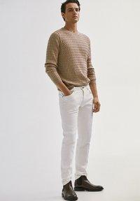 Massimo Dutti - Sweater - nude - 1