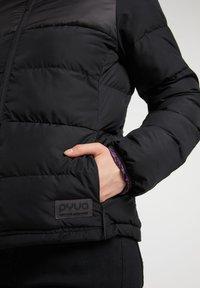 PYUA - Ski jacket - black - 4