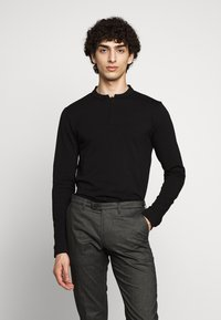 DRYKORN - KENO - Long sleeved top - schwarz - 0