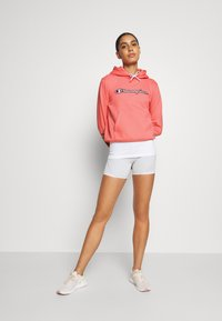 Champion - HOODED ROCHESTER - Jersey con capucha - pink - 1