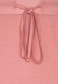 Vero Moda Petite - VMAVA ANCLE SKIRT - Maxi skirt - old rose - 2