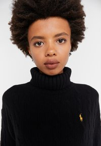 Polo Ralph Lauren - BLEND - Strickpullover - black - 3