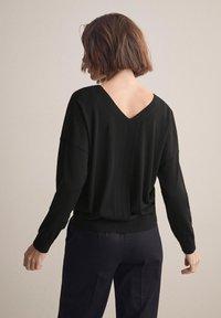 Falconeri - Sweatshirt - nero - 2