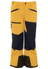 8848 Altitude - CODY PANT - Zimní kalhoty - mustard - 2