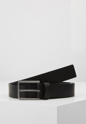 ESSENTIAL BELT - Cintura - black