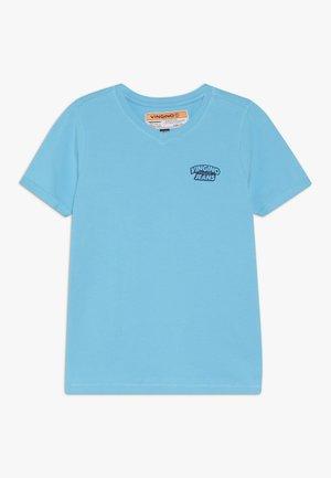 HANGU - T-shirt basic - pacific blue