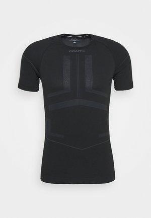 ACTIVE INTENSITY - Undershirt - black asphalt