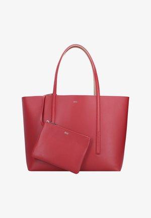 WENDEFUNKTION - Shopping Bag - medium red