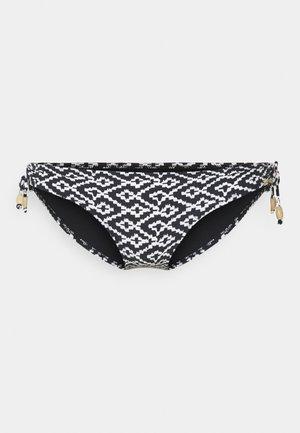 WATERCULT ETHNO - Bikini bottoms - black