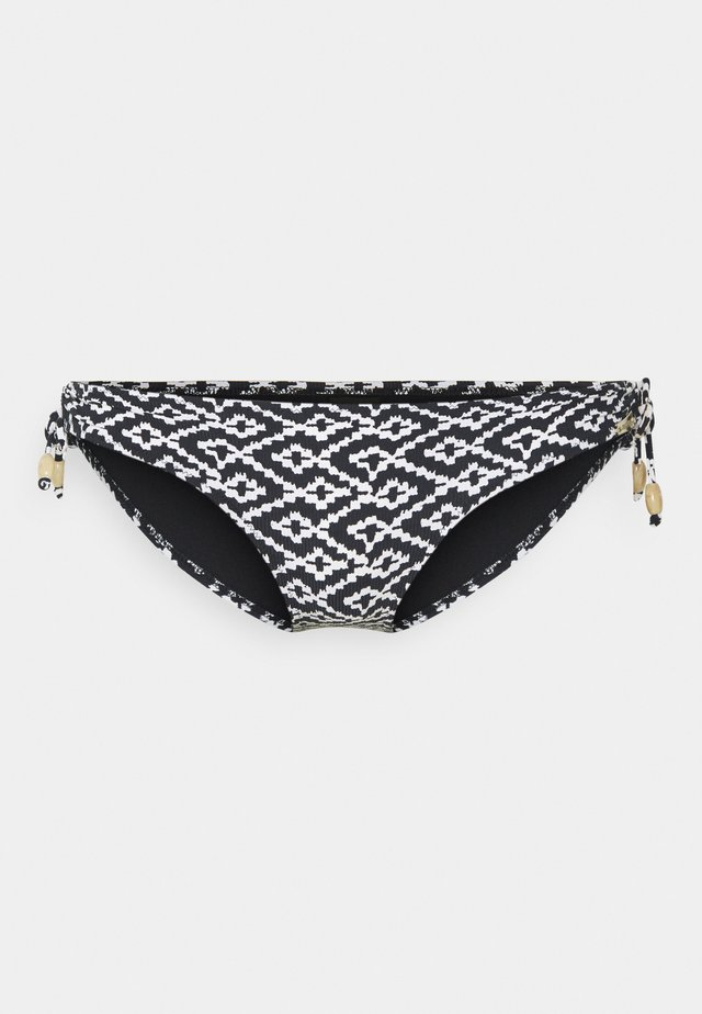 WATERCULT ETHNO - Bas de bikini - black