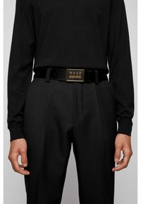 BOSS - Belt business - black - 0