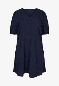Zizzi - Day dress - blue - 4