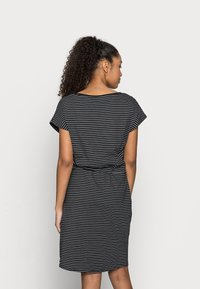 Vero Moda Petite - VMAPRIL SHORT DRESS 2 PACK - Jerseykjole - black/black /snow white - 2