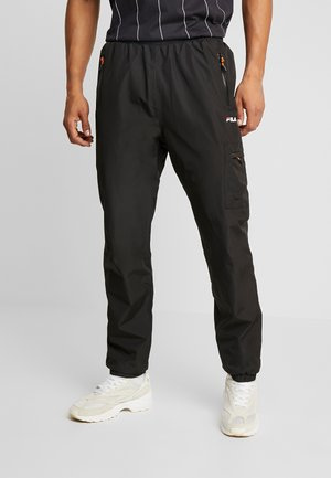 HELLER FUNCTIONAL PANT - Tracksuit bottoms - black