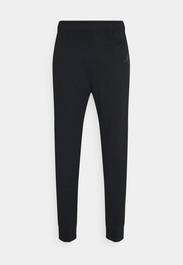 Jordan PANT - Spodnie treningowe - black/white/czarny Odzież Męska RIRO