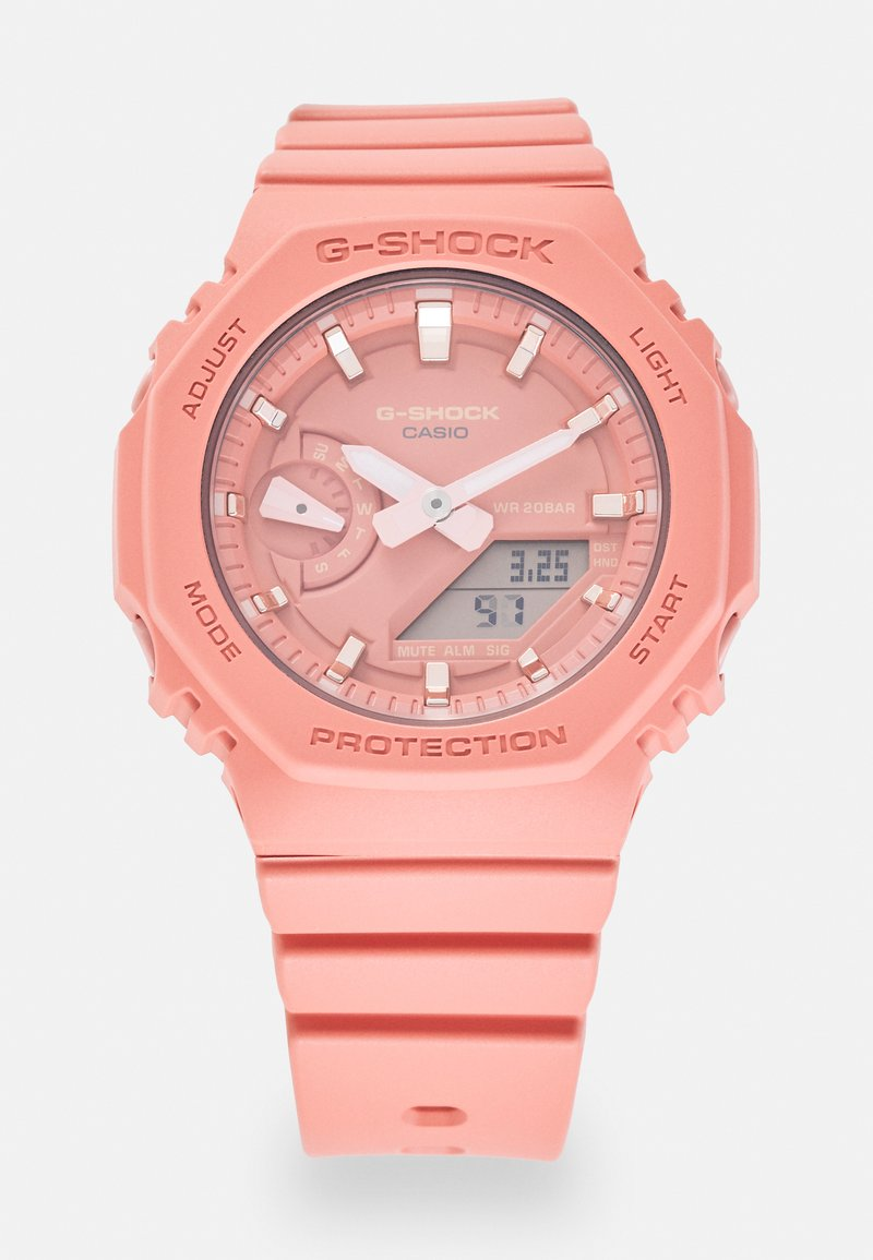 G-SHOCK - Digitalure - pink