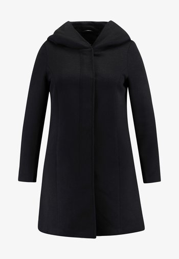 VMVERODONA - Short coat - black