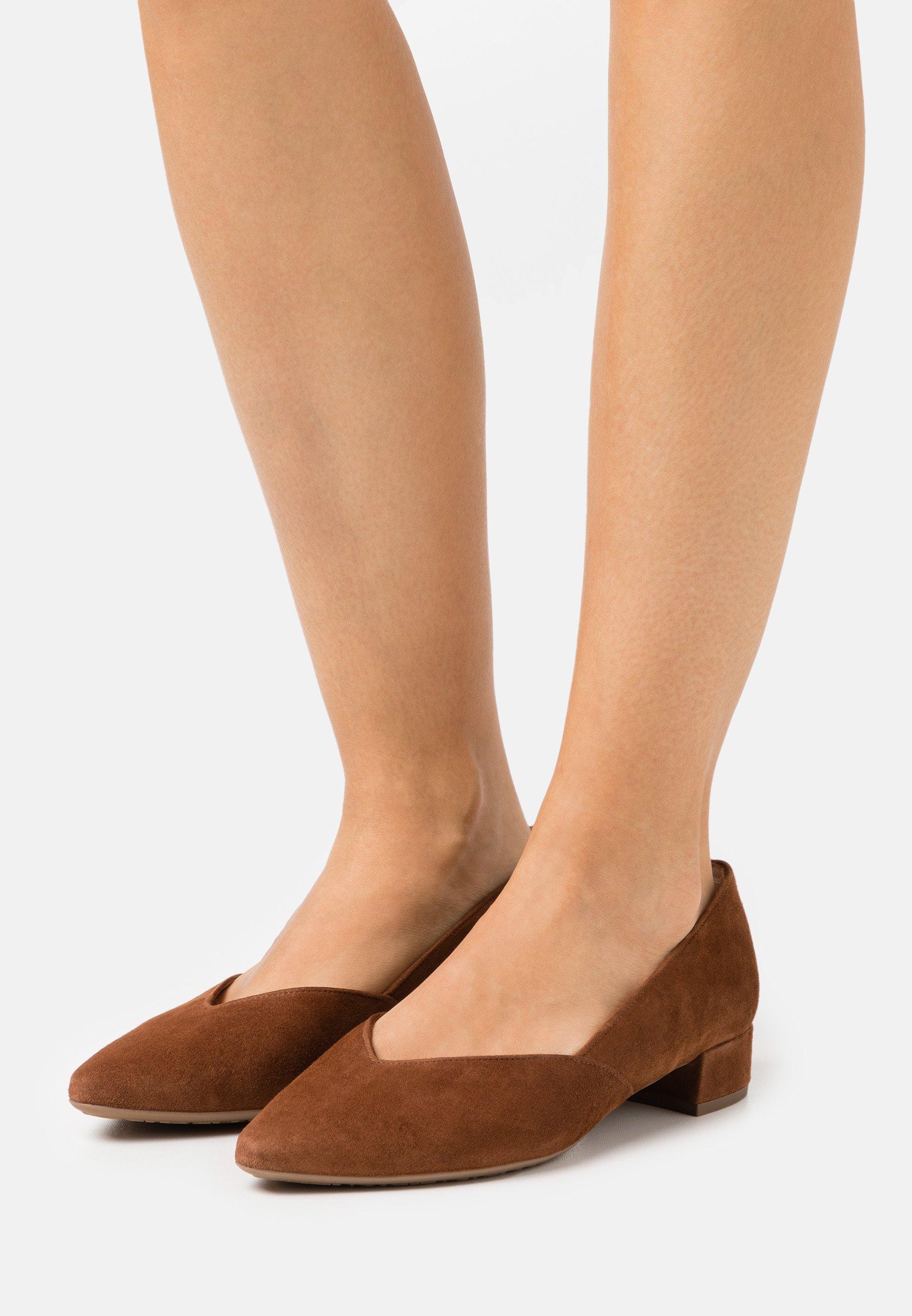 Femme SHADE - Escarpins - sable