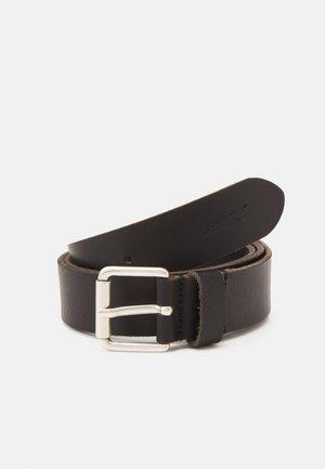 CONNECTOR BELT - Cintura - regular black