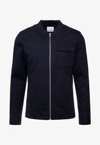 Lindbergh - OVERSHIRT - Light jacket - navy - 4